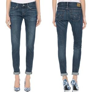 AG The Nikki Relaxed Skinny Jeans 8 Years Escape